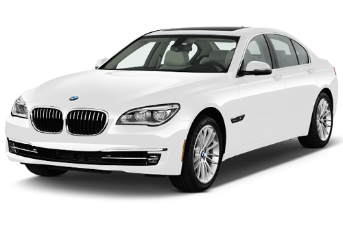 BMW 7 Series Car Rental